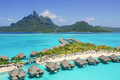 Resort Credit at The St. Regis Bora Bora Resort